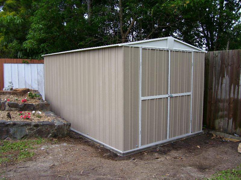 Gabled roof sheds a1 garden sheds for Garden shed 3x3