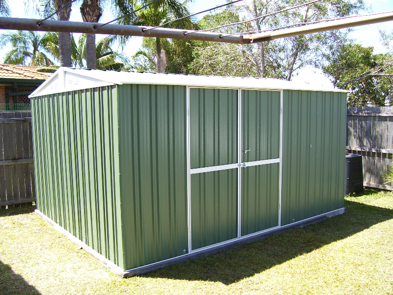Display product reviews for roughneck storage shed common for Garden shed 3x3