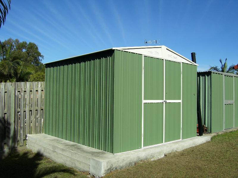 Gabled Roof Sheds A1 Garden Sheds Gold Coast